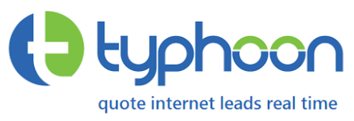Typhoon software from Quoteburst to quote internet leads in realtime